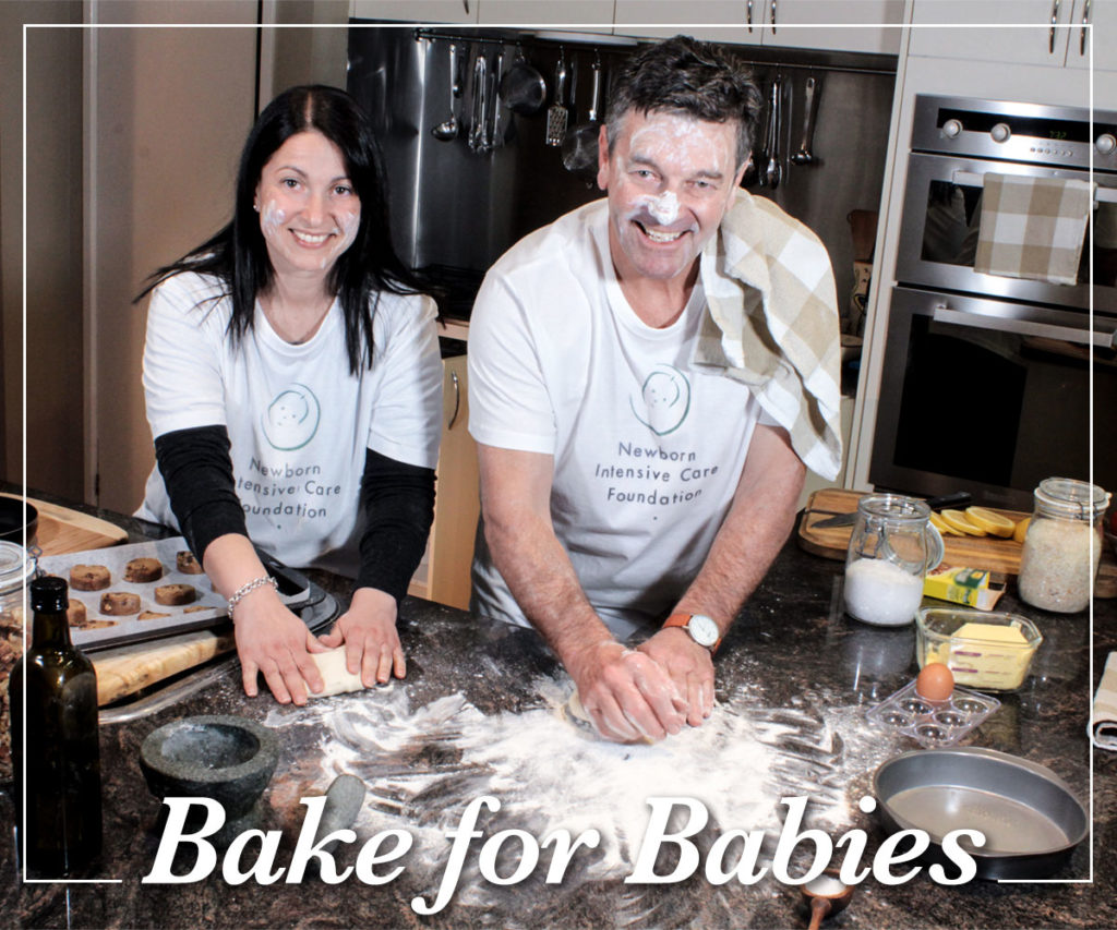 Bake-for-Babies NICF Fundraiser
